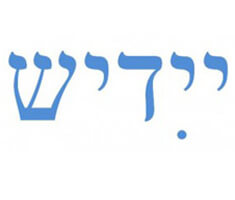 Yiddish web