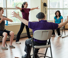 Accessible Yoga